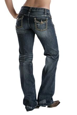 Cruel Girl Western Denim Jeans Womens Utility Flap 00 Long CB32254001