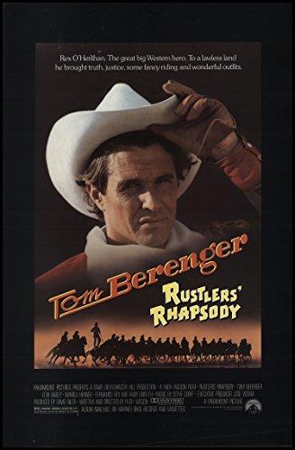 rustlers-rhapsody-1985-original-movie-poster-comedy-western-dimensions-27-x-41