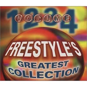 Freestyle's Greatest Collection Volumes 1-4 [Box set]