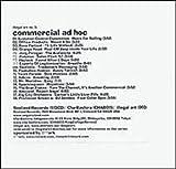 echange, troc Various Artists - Commercial Ad Hoc