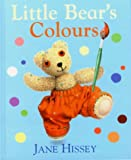 Jane Hissey Little Bear's Colours (Old Bear)