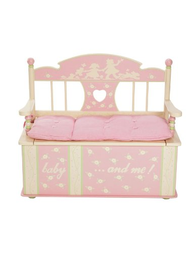 Rock- A- My- Baby Bench Seat w/ Storage