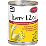 Jevity 1.2 Cal Nutritional Supplement Unflavored (Jevity 1.2 Cal - 8oz Cans) 1/Case of 24 Cans