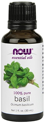 Now Foods Basil Oil, 1 Ounce