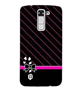 Kitty Fashion 3D Hard Polycarbonate Designer Back Case Cover for LG K10 4G Dual