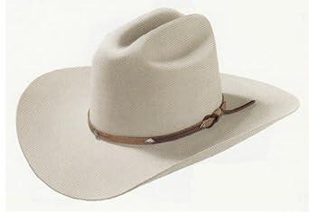 972eb2df Stetson Grant Cowboy Hat at Amazon Men&rsquo s Clothing store Cowboy Hat