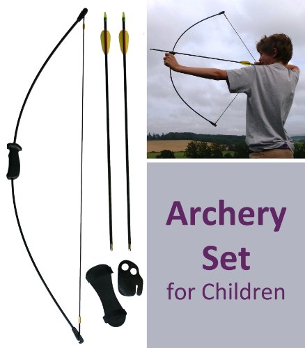 Archery Set for Children - Light Bow