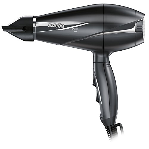 BaByliss Pro Ionic - 2100W negro