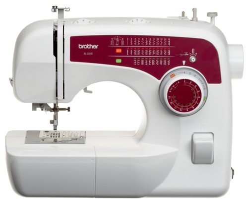 Brother XL3510 72-Stitch Function Free-Arm Sewing Machine