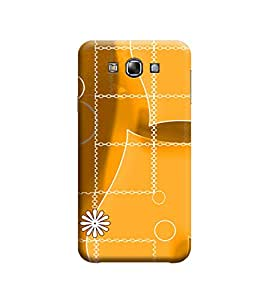 EPICCASE Premium Printed Mobile Back Case Cover With Full protection For Samsung Galaxy E7 (Designer Case)