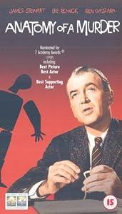 Anatomy Of A Murder [VHS]