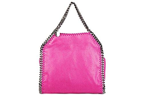stella-mccartney-borsa-donna-a-mano-shopping-nuova-originale-falabella-mini-shag