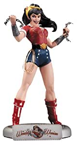 DC Collectibles DC Collectibles DC Comics Bombshells Wonder Woman Statue