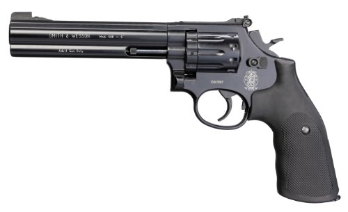 Smith Wesson 586 6-inch Barrel Air Pistol from Smith & Wesson