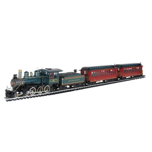 Bachmann Trains PENNSYLVANIAN TRAIN SET