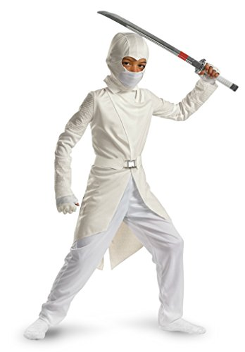Boys G.I. Joe Storm Shadow Kids Child Fancy Dress Party Halloween Costume