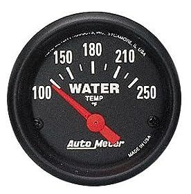 Auto Meter 2635 Z-Series Electric Water Temperature Gauge