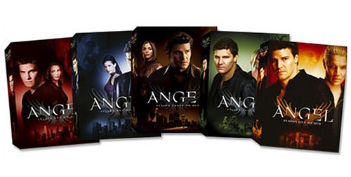 Angel: The Series [DVD] [2000] [Region 1] [NTSC]