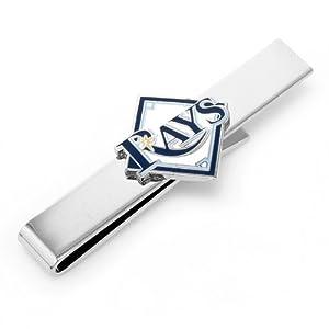 MLB Tampa Bay Rays Tie Bar by Cufflinks