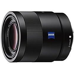Sony SEL55F18Z, Standard-Objektiv (55 mm, F1,8 ZA, Sonnar T*, E-Mount Vollformat, geeignet für A7 Serie) schwarz