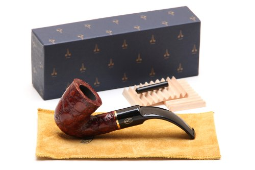 Savinelli Alligator Brown 621 Tobacco Pipe