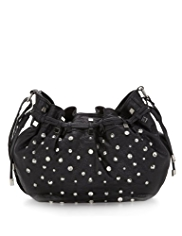 Limited Edition Rhinestone & Diamanté Hobo Bag
