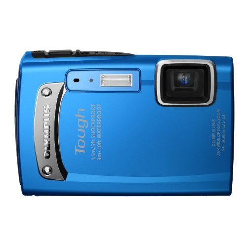 Olympus TG-310 Digital Camera
