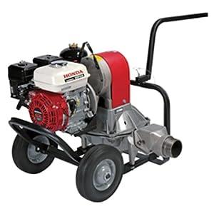 """Honda WDP30 Diaphragm Trash Pump, 3"""": Industrial Diaphragm Pumps"""