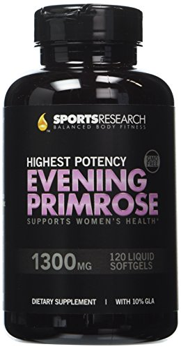 Evening-Primrose-Oil-1300mg-120-Liquid-Softgels-Cold-Pressed-with-No-fillers-or-Artificial-Ingredients-Non-GMO-Gluten-Free-Made-in-the-USA