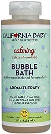 California Baby Bubble Bath – Calming…