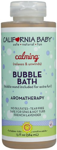 California Baby Bubble Bath - Calming - 13 oz - 1