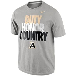 Nike Army Black Knights Duty Honor Country 2013 Local T