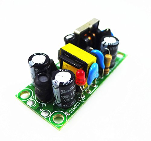 GERI® AC to DC Power Module Supply Isolation Input: AC86-265V Output: 5V 1A (Ac To Dc Converter Module compare prices)