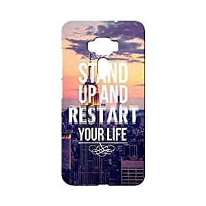 BLUEDIO Designer Printed Back case cover for Asus Zenfone 3 (ZE552KL) 5.5 Inch - G7608