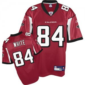 Roddy White Atlanta Falcons RED Equipment - Replica NFL YOUTH Jersey by Reebok
