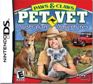 Paws & Claws Pet Vet Australian Adventure