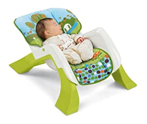 Fisher Price T3646 - Baby Trainer 4 In 1