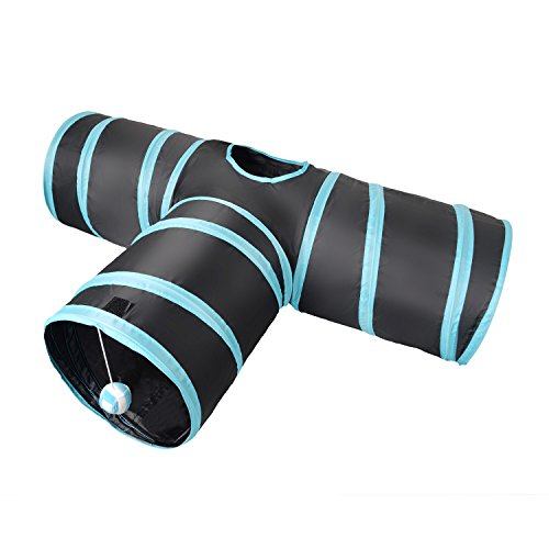 prosper-pet-cat-tunnel-chenci-collapsible-3-way-play-toy-tube-fun-for-rabbits-kittens-and-dogs