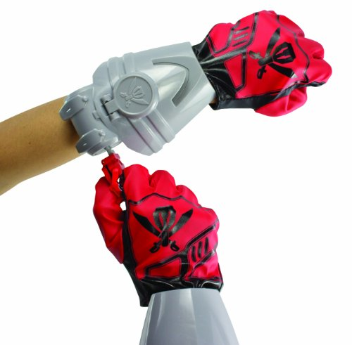 Power Rangers Super Megaforce Deluxe Hand Gear New | eBay