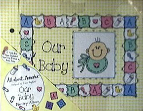 Our Baby Memory Album - 1