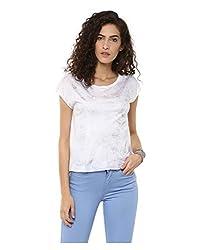 Yepme Women's White Polyester Tops/Blouses - YPMTOPS1073_M
