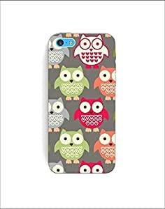 Apple Iphone 5c nkt03 (252) Mobile Case by Leader