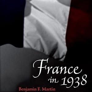 France in 1938 Audiobook