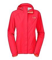 The North Face Womens Venture Jacket Kokomo Green Medium