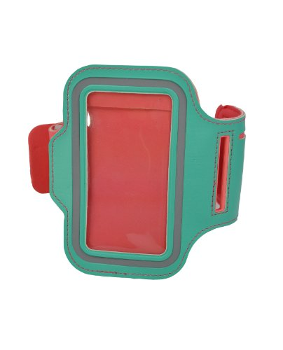 Audiology Adjustable Armband For Iphone 5/5S - Carrying Case - Retail Packaging - Mint