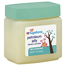 Rite Aid Tugaboos Petroleum Jelly, Vitamin E and Aloe, 7.5 oz (212 g)