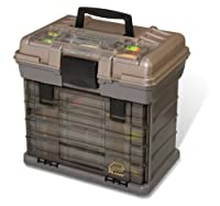 Plano 1374 4-By Rack System 3750 Size Tackle Box by Plano