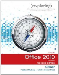 Exploring Microsoft Office 2010 B007BE7OU2 pdf