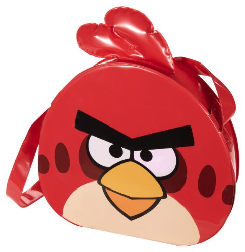 Angry Birds Carrying Case and Game Mat Playset - 1