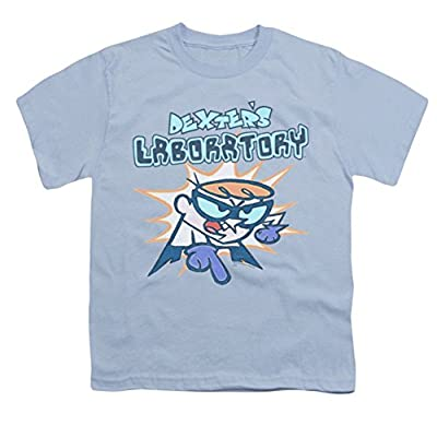 Dexter's Laboratory What Do You Want Youth T-Shirt